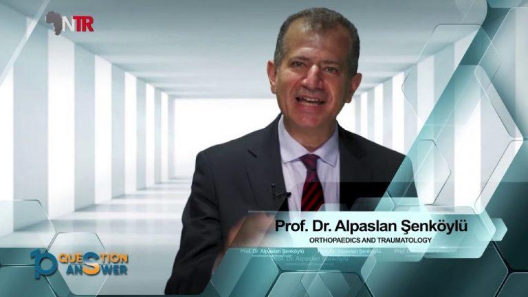 NTR TV || Prof. Dr. Alparslan Şenköylü