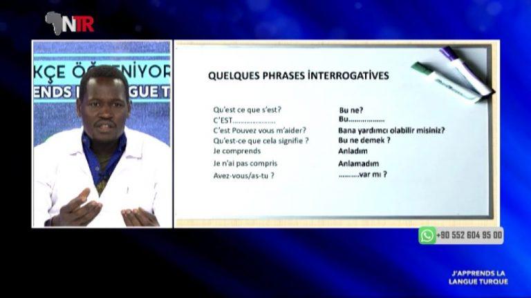 Ntr Tv || Comment S'introduıre, Se Presenter 😊