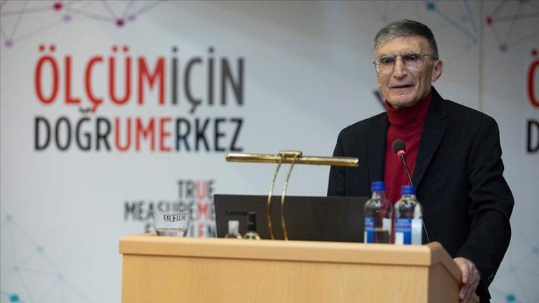 Nobel ödüllü bilim insanı Aziz Sancar: Kanun zorlamasa bile aşı olmak gerek